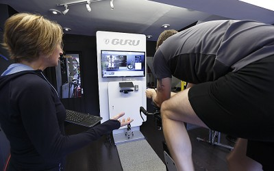 What is GURU bike fitting and what does it involve?